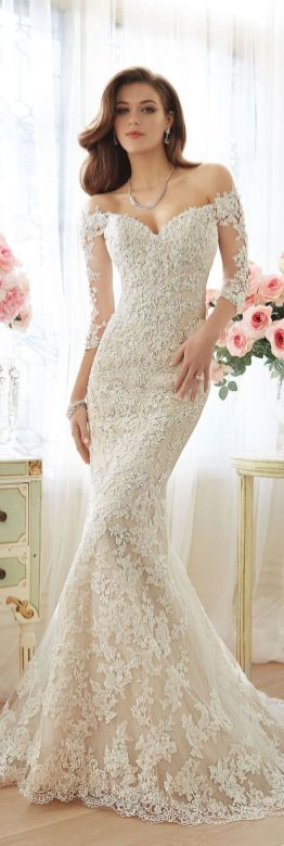Amazing High Class Wedding Dress Ideas 30+18