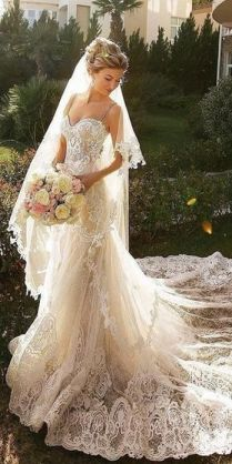 Amazing High Class Wedding Dress Ideas 30+22