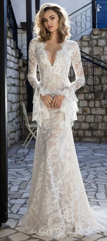 Amazing High Class Wedding Dress Ideas 30+24