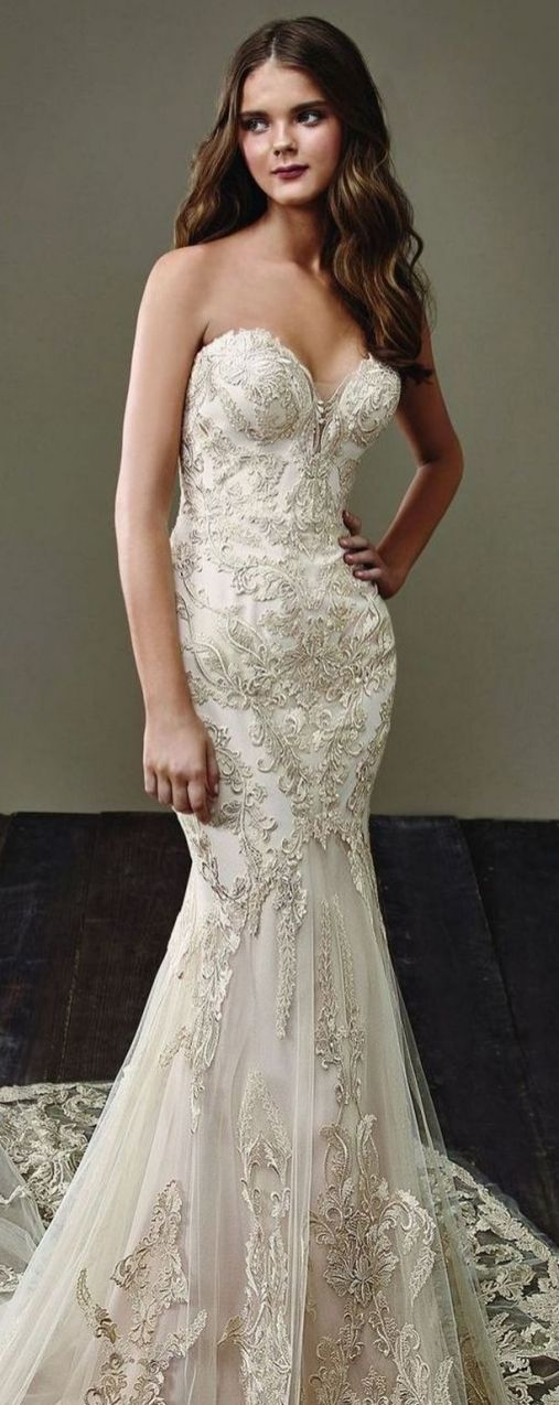 Amazing High Class Wedding Dress Ideas 30+29
