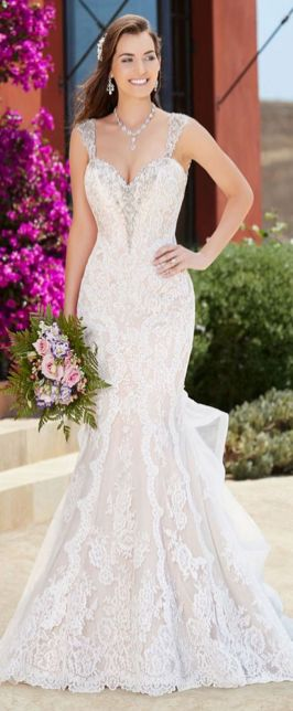 Amazing High Class Wedding Dress Ideas 30+7
