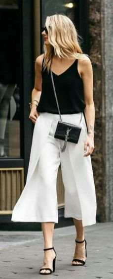 Beautiful Square Pants Outfit Ideas 14
