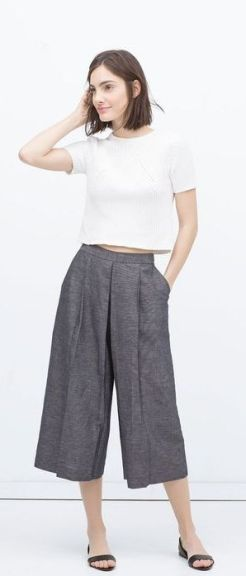 Beautiful Square Pants Outfit Ideas 18