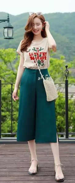 Beautiful Square Pants Outfit Ideas 28