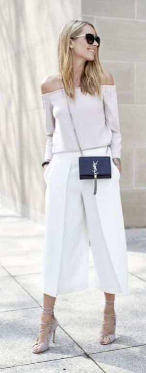 Beautiful Square Pants Outfit Ideas 3