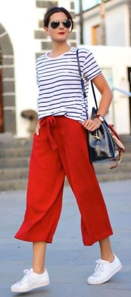 Beautiful Square Pants Outfit Ideas 31