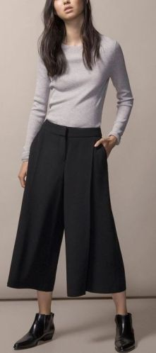 Beautiful Square Pants Outfit Ideas 33