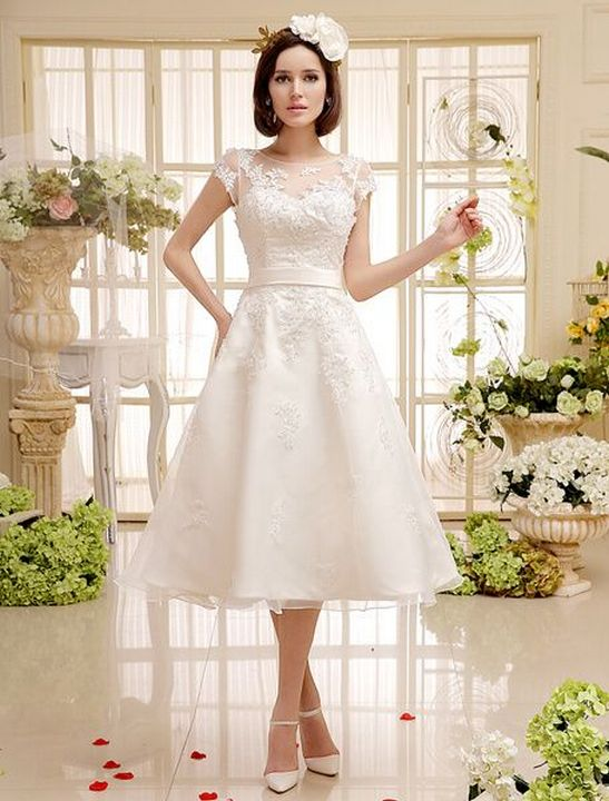 Best wedding dresses for mom of bride idea 18