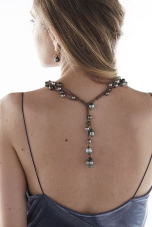 Great Pearl Necklace Outfit Ideas 70+ 16