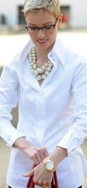 Great Pearl Necklace Outfit Ideas 70+ 27