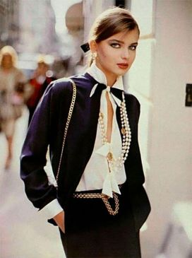 Great Pearl Necklace Outfit Ideas 70+ 69