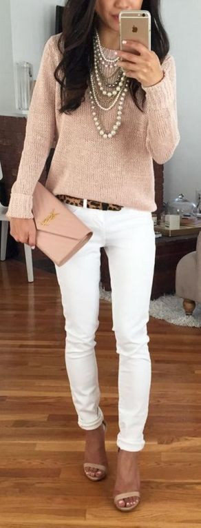 Great Pearl Necklace Outfit Ideas 70+ 9