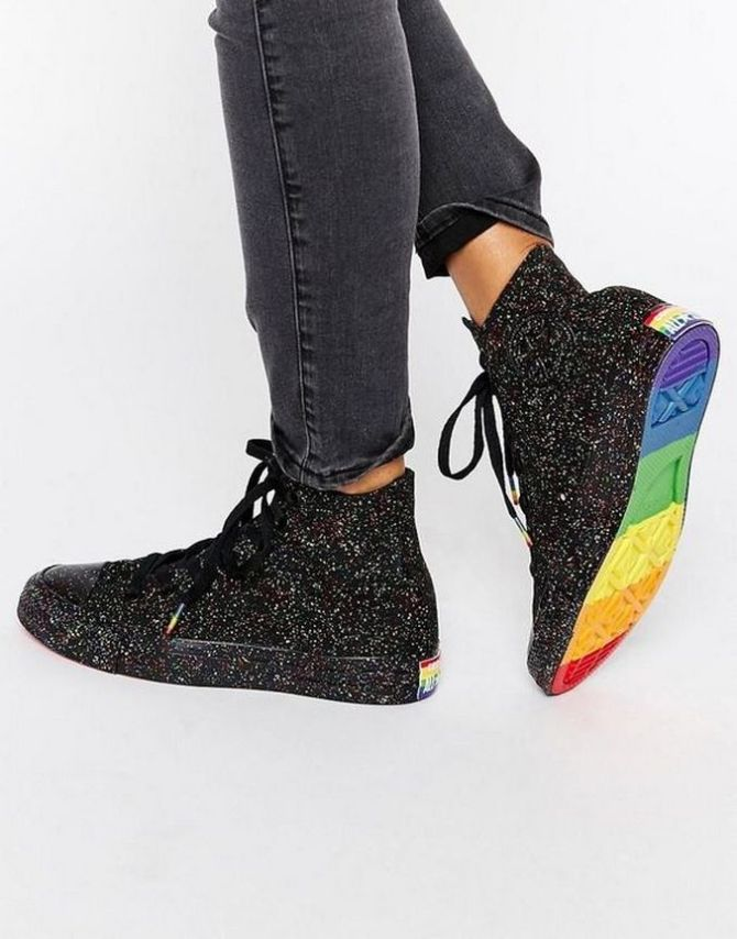 Shoes Sneakers High Tops 28