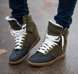 Shoes Sneakers High Tops 5