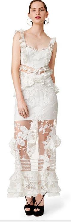 Top wedding dresses high street 64