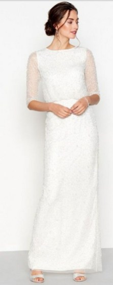 Top wedding dresses high street 67