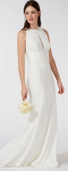 Top wedding dresses high street 68