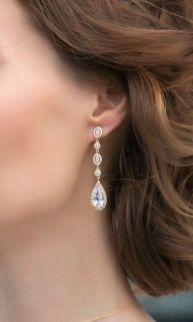 elegant dangle earrings 1
