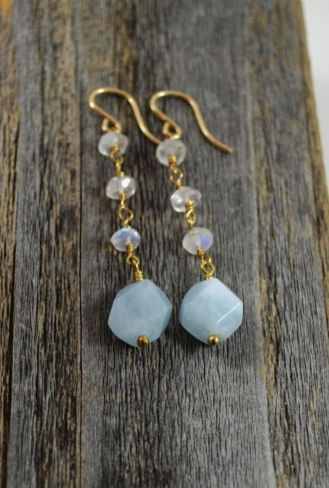 elegant dangle earrings 25