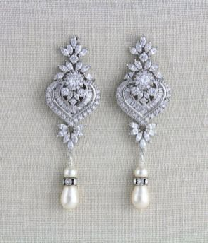elegant dangle earrings 33