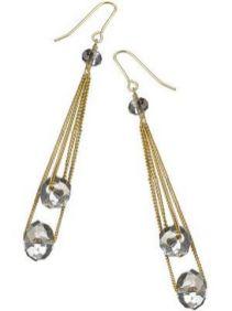 elegant dangle earrings 44