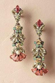 elegant dangle earrings 47