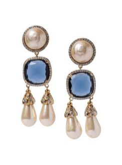 elegant dangle earrings 55