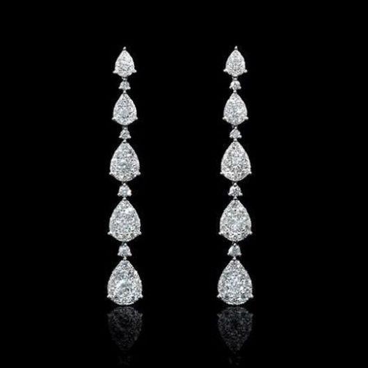 elegant dangle earrings 6