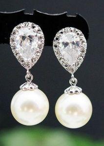 elegant dangle earrings 62