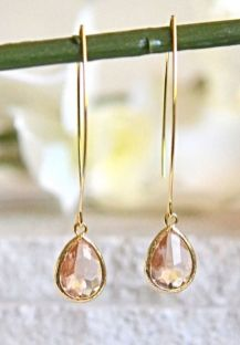 elegant dangle earrings 8