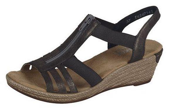 rieker sandalen damen reduziert 18