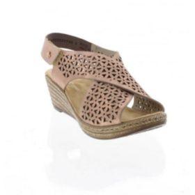 rieker sandalen damen reduziert 28