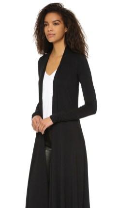 17 extra long black cardigan ideas 5