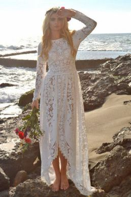 20 Best country western dresses for weddings 10