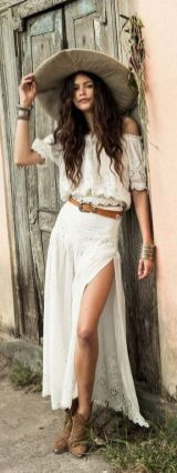 20 Best country western dresses for weddings 17