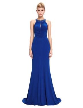 20 Elegant long prom dress sexy sweetheart mermaid party dresses 4
