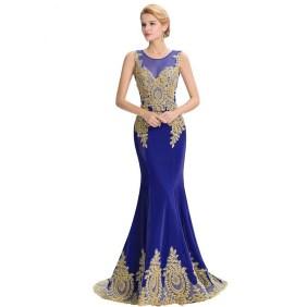 20 Elegant long prom dress sexy sweetheart mermaid party dresses 9