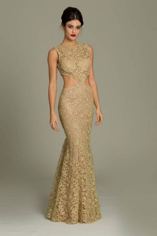 20 Gold Prom Dresses Flower ideas 15 1