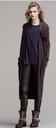 20 Long Sweater Cardigan Pocket Ideas 10