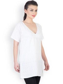 20 White Tunic Shirts for Women 3