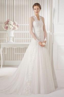 27 Simple White Long Sleeve Wedding Dresses ideas 23