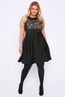 30 About ideas skater dress black That You Need to See 17