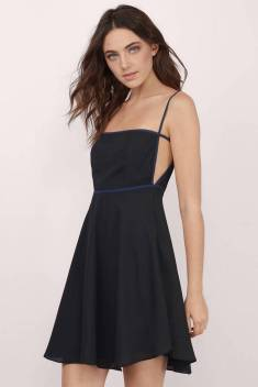 30 About ideas skater dress black That You Need to See 22