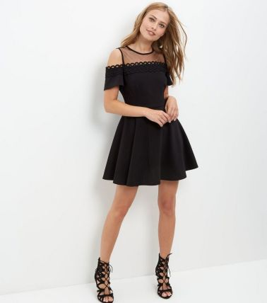 30 About ideas skater dress black That You Need to See 25