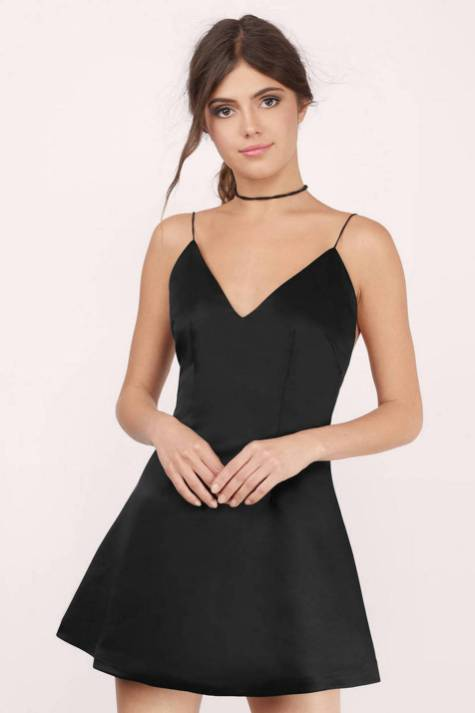 30 About ideas skater dress black That You Need to See 3