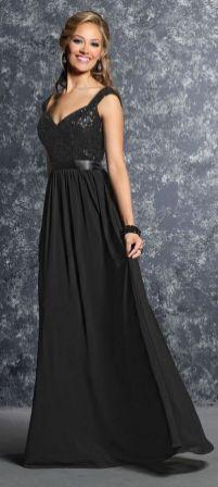 30 Black Long Sleeve Wedding Dresses ideas 29