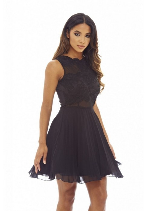 30 ideas skater dress black to Follow 12