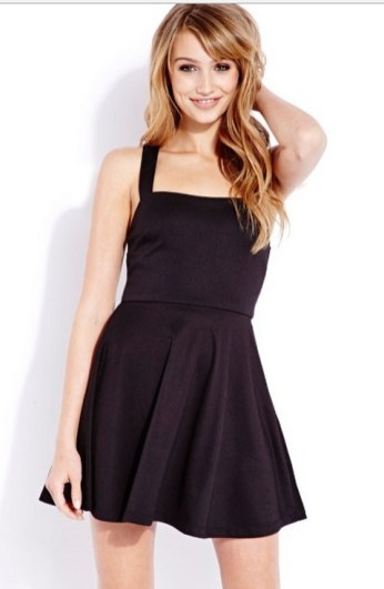 30 ideas skater dress black to Follow 18