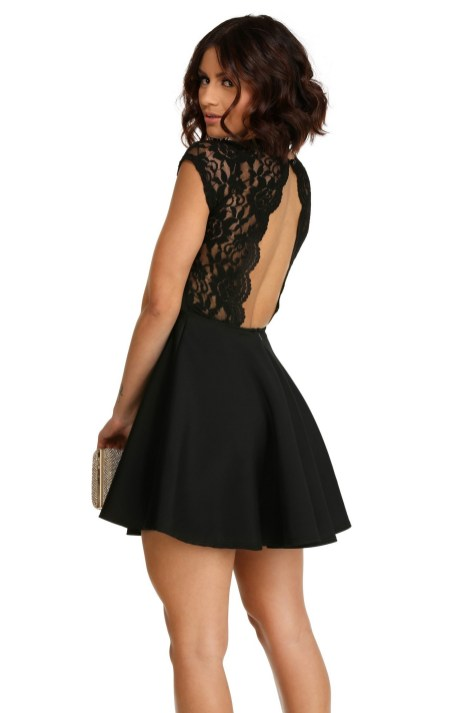 30 ideas skater dress black to Follow 24