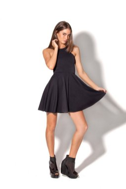 30 ideas skater dress black to Follow 26